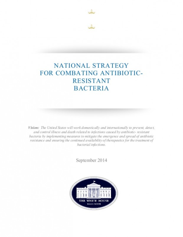 us-national-strategy-for-combating-antibiotic-resistant-bacteria-1-638